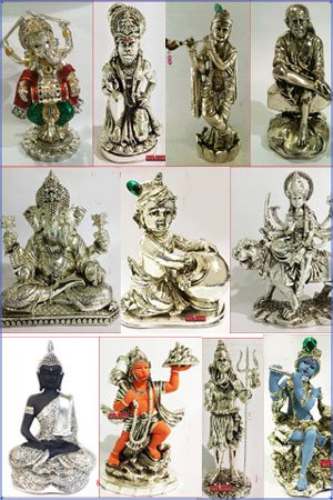 Buy Silver Idols Of Gods With Price Online New Delhi Gurgaon India